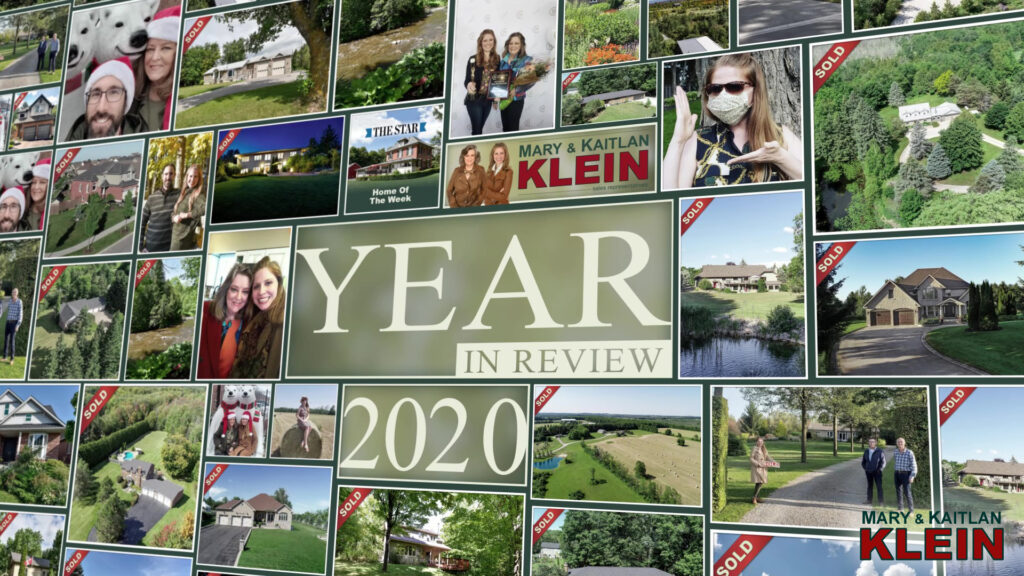 2020 Year In Review | KLEIN